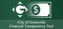 Financial Transparency Web Button