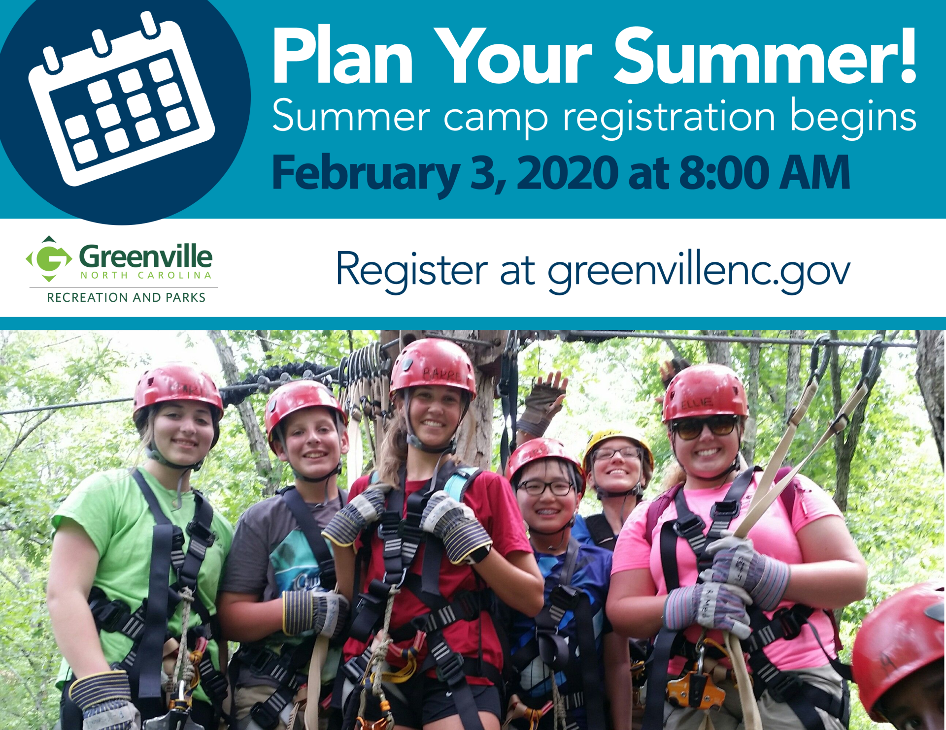 2018 Summer Camp Reg Flyer