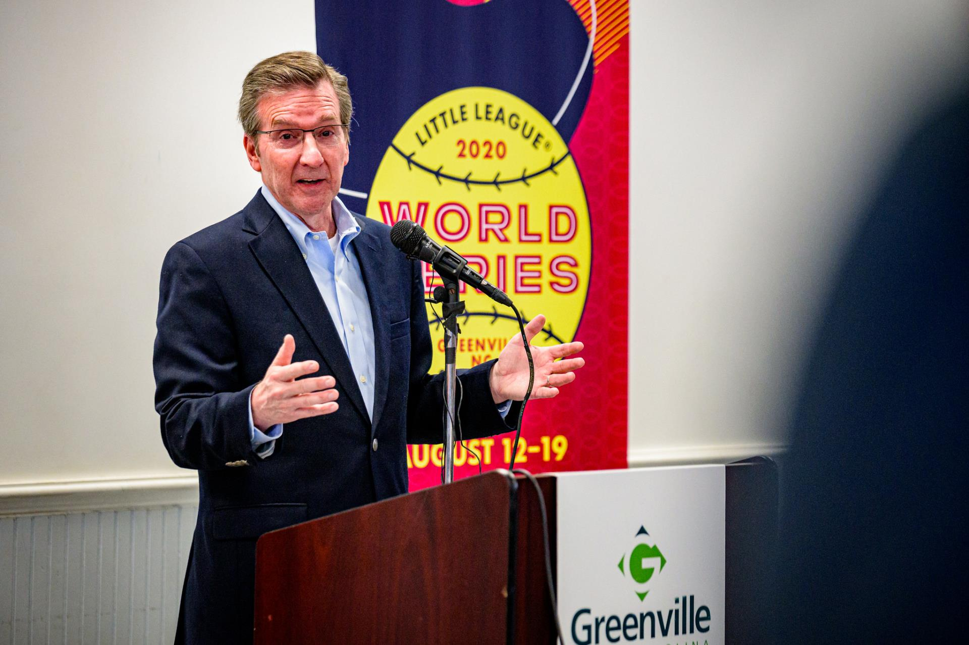 Greenville Selected as New Home of Little League Softball® World Series