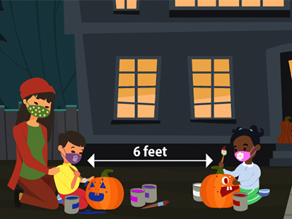 City Updates and Guidance for Halloween