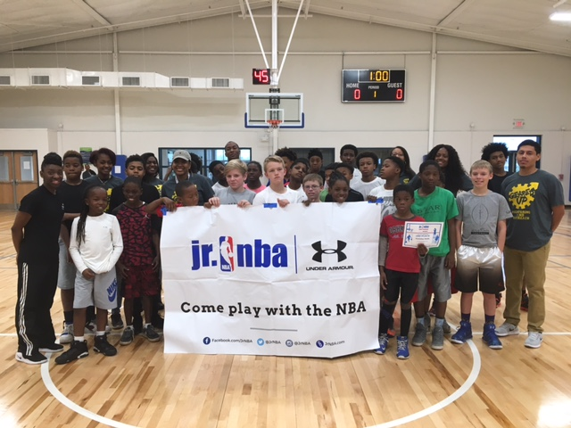 Jr.NBA group pic