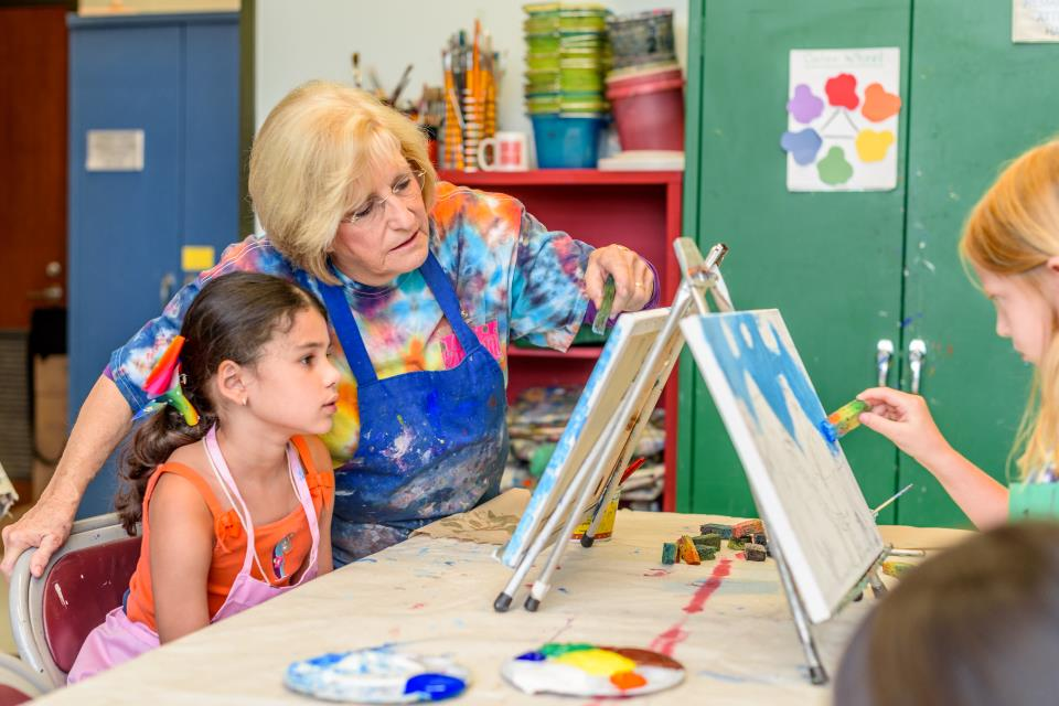 Famous Artist Camp - Painting