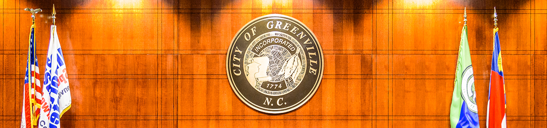 City Seal Interior Banner